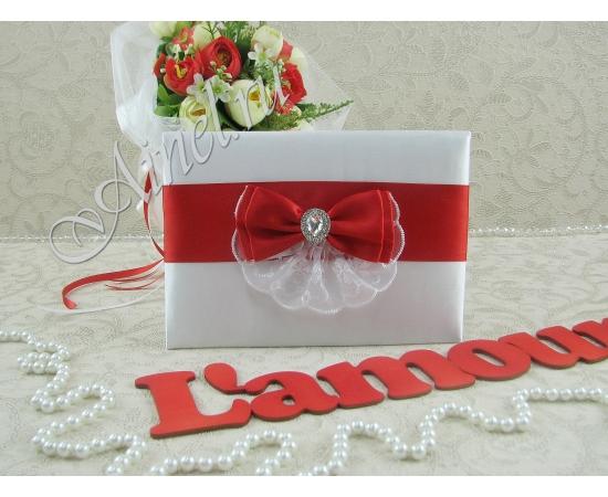 Свадебная папка для свидетельства о браке «Женева»