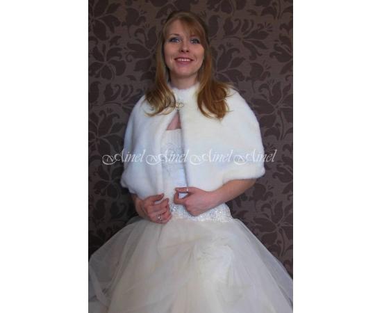 Свадебная накидка №73 для невесты прокат