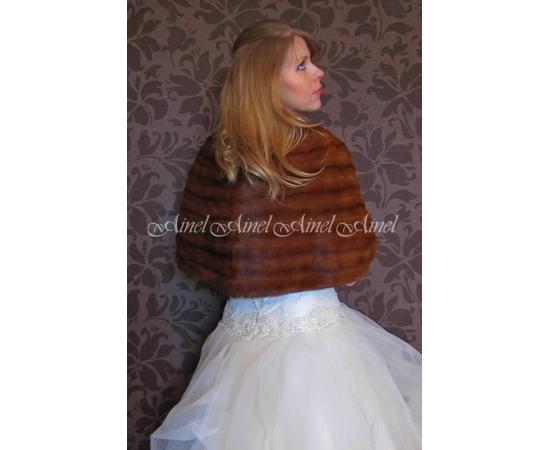 Свадебная накидка №80 для невесты в прокат