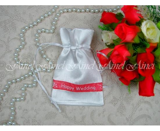 Мешок для зерна Happy Wedding